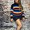 Thumbnail: Cosby sweater size Large