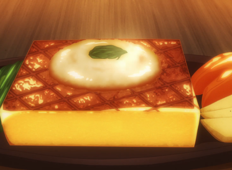 "Crunchyroll #56: Tofu Steak from ""Restaurant to Another World"""