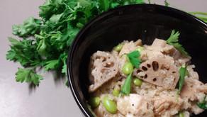 Mountain Chicken Stew from Akatsuki no Yona (Yona of the Dawn)