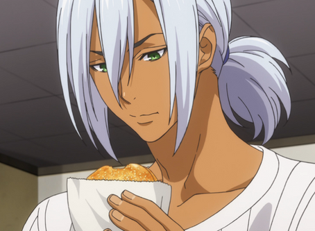 "Crunchyroll #67: Black Pepper Buns from ""Food Wars!"""