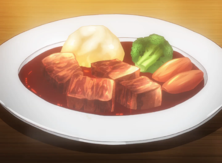 "Crunchyroll #53: Dragon's Stew from ""Restaurant to Another World"""