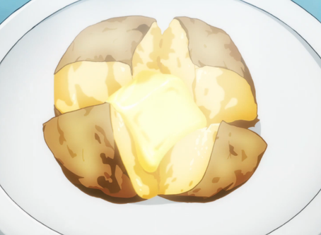 "Crunchyroll #58: Steamed Potato from ""Restaurant to Another World"""