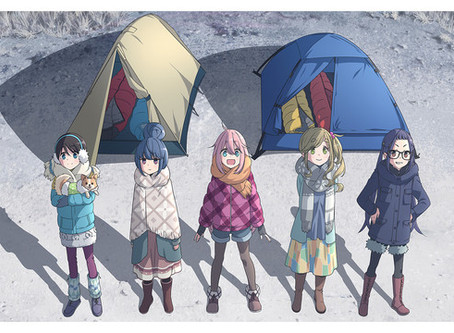 """Crunchyroll #75: Curry-Men from """"Laid Back Camp"""""""