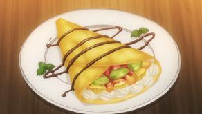 Crunchyroll #62: Mixed Fruit Crepes
