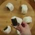 April Fool's Onigiri inspired by Food Wars!