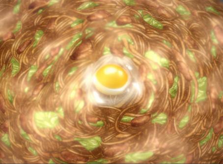 Crunchyroll #44: Yakisoba from Kenka Bancho Otome