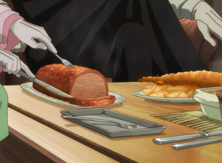 Crunchyroll #70: Beef Wellington from Ancient Magus Bride
