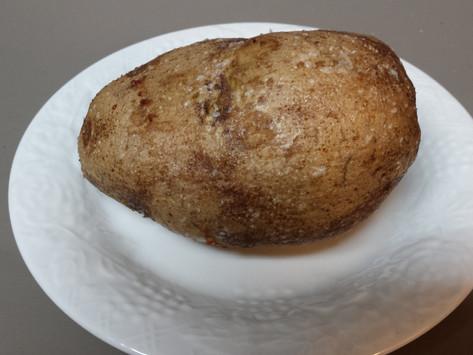 Sasha Blouse's Baked Potato from Attack on Titan!