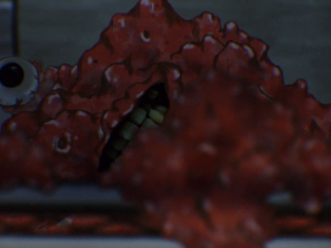 Crunchyroll #21: Cupcakes inspired by Yamishibai
