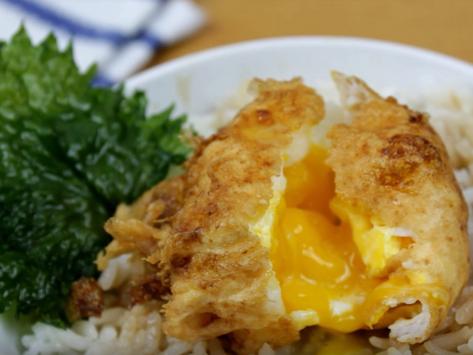 "Crunchyroll #86: Tempura Egg Don from ""Food Wars"""