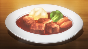 """Crunchyroll #53: Dragon's Stew from """"Restaurant to Another World"""""""