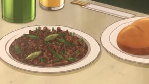"Crunchyroll #41: Lamb Stir Fry from ""Alice & Zoroku"""