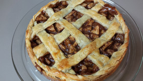 Winry's Apple Pie from Full Metal Alchemist
