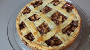 Winry's Apple Pie from Full Metal Alchemist