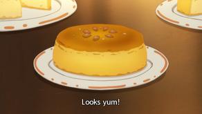"""Crunchyroll # 47: Butter Cake from """"WorldEnd"""""""