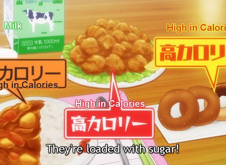 """Crunchyroll #32: A Very Unhealthy Breakfast from """"Masamune-kun's Revenge"""""""