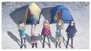 "Crunchyroll #75: Curry-Men from ""Laid Back Camp"""