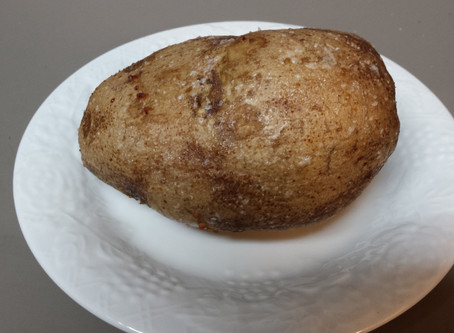 Sasha Blouse's Baked Potato from Attack on Titan!
