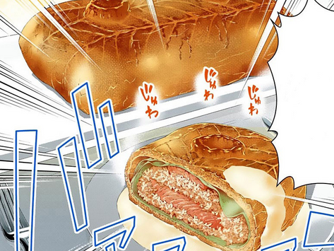 Crunchyroll #73: Salmon Coulibiac from Shokugeki no Soma!