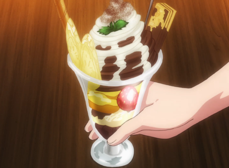 "Crunchyroll #55: Princess' Parfait from ""Restaurant to Another World"""
