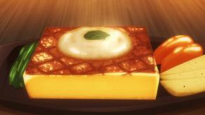 "Crunchyroll #56: Tofu Steak from ""Restaurant to Another World"""
