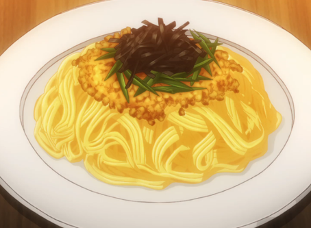 "Crunchyroll #61: Natto Spaghetti from ""Restaurant to Another World"""