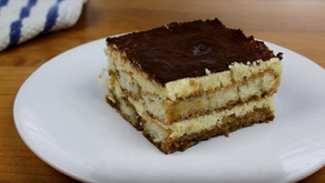 "Crunchyroll #104: Luke's Tiramisu from ""Phantom in the Twilight"""