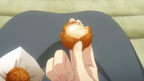 Crunchyroll #17: Cookie Cream Puffs from Amanchu!