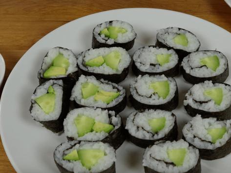 Cucumber Rolls from Sarazanmai
