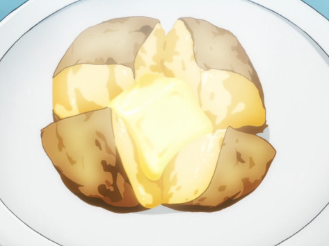 """Crunchyroll #58: Steamed Potato from """"Restaurant to Another World"""""""