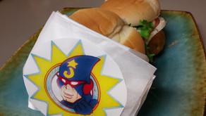 Jack Rocket Cheese Burger from Kekkai Sensen