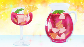 Crunchyroll #39: Sangria from Piacevole + GIVEAWAY for 500 SUBS!!