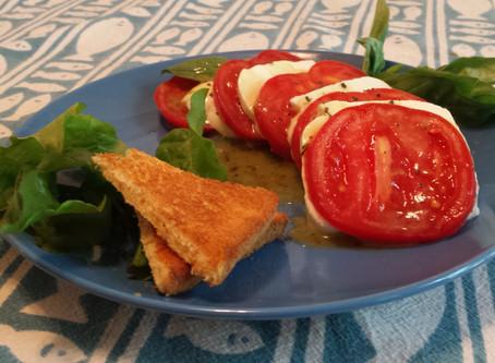 Caprese Salad from Jojo's Part 4