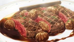 "Crunchyroll #78: Soma's Venison from ""Food Wars!"""