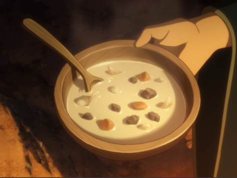 """Crunchyroll #76: Reindeer Soup from """"Ancient Magus' Bride"""""""