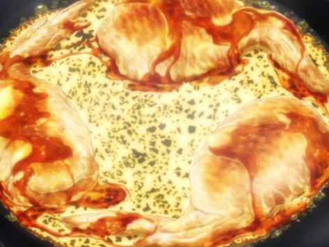"Crunchyroll #72: Wing Gyoza from ""Shokugeki no Soma""!"