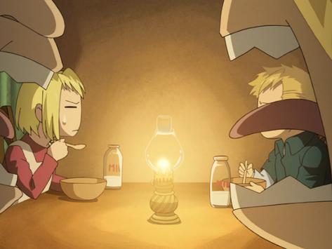 Crunchyroll #19: Beef Stew from FMA: Brotherhood!