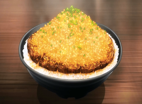 Crunchyroll #4: Chaliapin Steak Don from Food Wars!