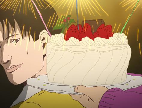Crunchyroll #29: Christmas Cake from Every Anime Ever REDO