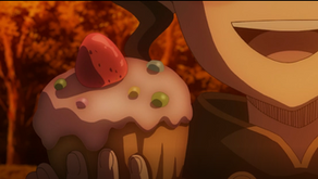 "Crunchyroll #71: Welcome Cupcake from ""Black Clover"""