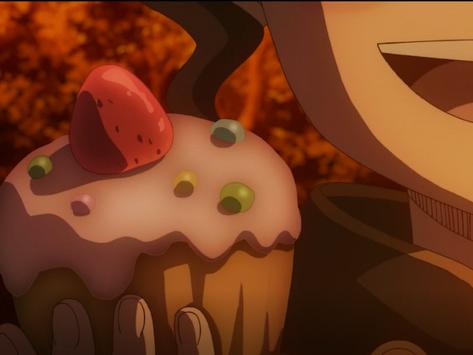 "Crunchyroll #71: Welcome Cupcake from ""Black Clover"""