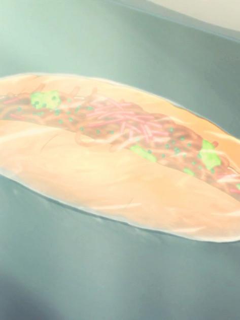 Crunchyroll #48: Yakisoba Pan from Boruto