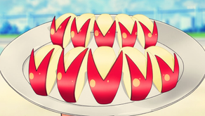 Crunchyroll #23: Bunny Apple Slices from Every Anime Ever