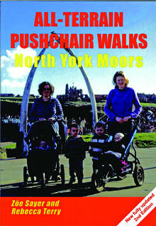 All Terrain Pushchair Walks North Yorkshire Moors 2nd Edition