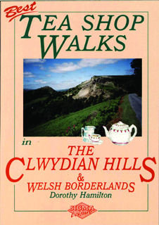 Best Tea Shop Walks Clwydian Hills