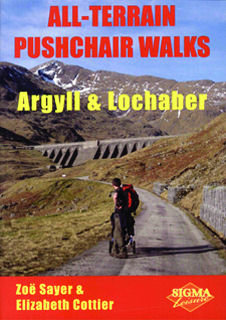 All Terrain Pushchair Walks Argyll and Lochaber