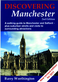 Discovering Manchester 2nd Edition