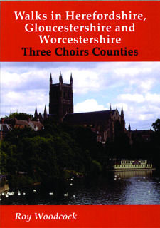 Walks in Herefordshire Gloucestershire and Worcestershire