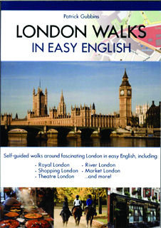 London Walks in Easy English