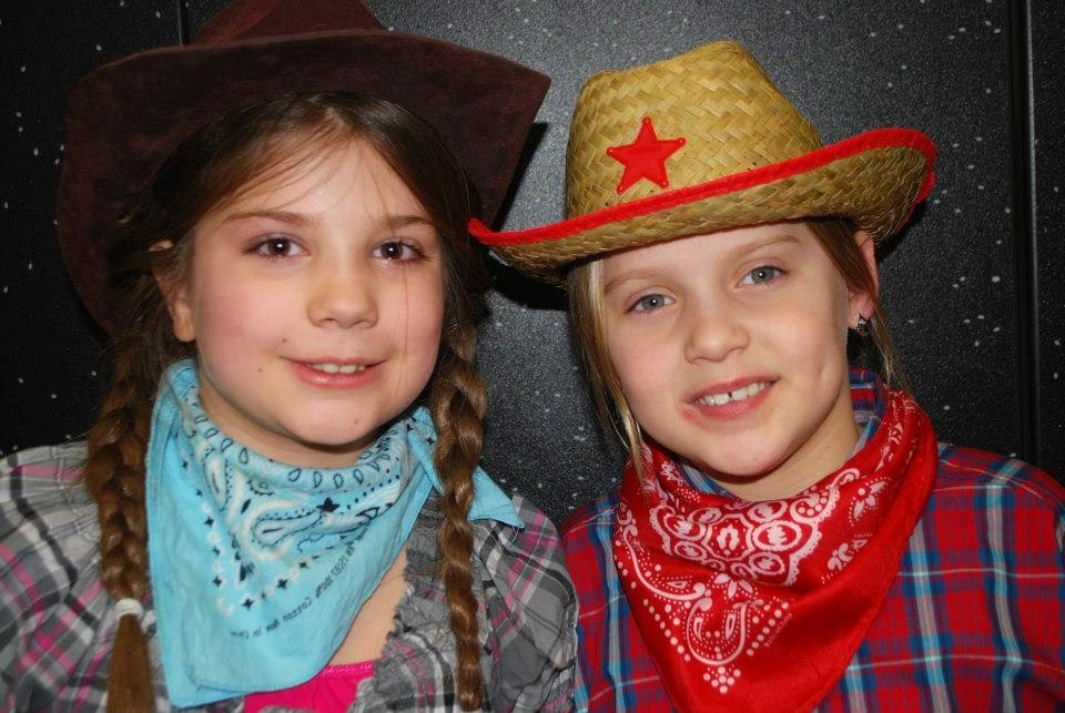 Cowgirls After the Show